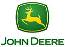 John Deere Johnny Popper Youth Square Toe Cowboy Boots - Sanded Blue