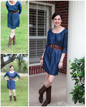 What to Wear with Cowboy Boots - Women's Style Advice at Langston's
