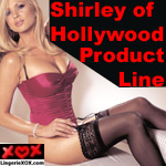 Shirley of Hollywood Sexy Lingerie Misses Product Line