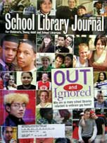 School Library Journal January, 2006 cover