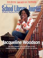 School Library Journal June, 2006 cover