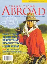 Transitions Abroad cover
