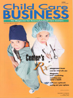 Child Care Business cover