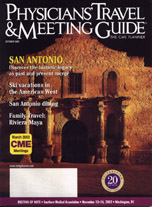 Physician's Travel & Meeting Guide cover