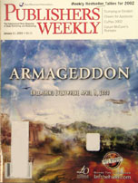 Publishers Weekly cover