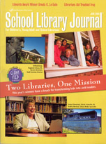 School Library Journal 0604 cover