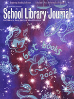 School Library Journal cover