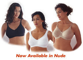 Black Seamless softcup nursing bra