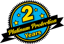 2 Year Platinum Logo
