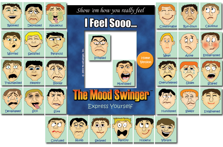 32 fun Mood Magnets for him, Funny Magnets, a great gift idea
