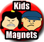 Moody Kid Magnets, Moody Kids, an excellent emotion educational tool