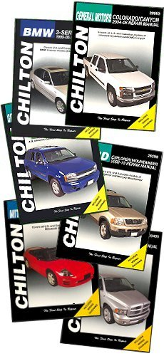 Chilton Repair Manuals