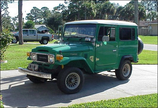 Toyota Land Cruiser Fj Repair Manual 1968