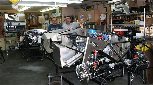 Factory Five Cobra Kit Cars