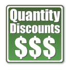 Call us for Quantity discounts.
