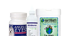 Ear and Eye Products for Dogs