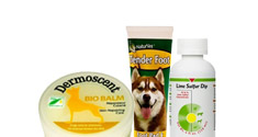 Skin & Coat Topicals for Dogs and Cats