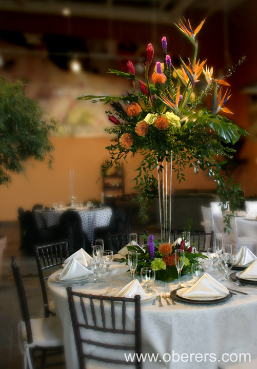 Receptions and events oberer s flowers serving dayton