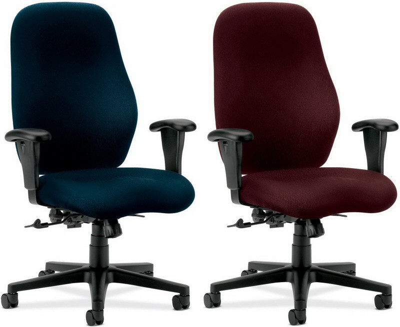 Hon High Back Posture Task Chair 7803 Shop Office Chairs