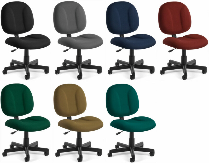 OFM Intensive Use Office Task Chair with Wide Seat [105] - Free Shipping