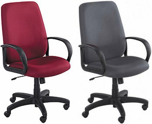 Office furniture unlimited safco poise executive high back for Furniture unlimited