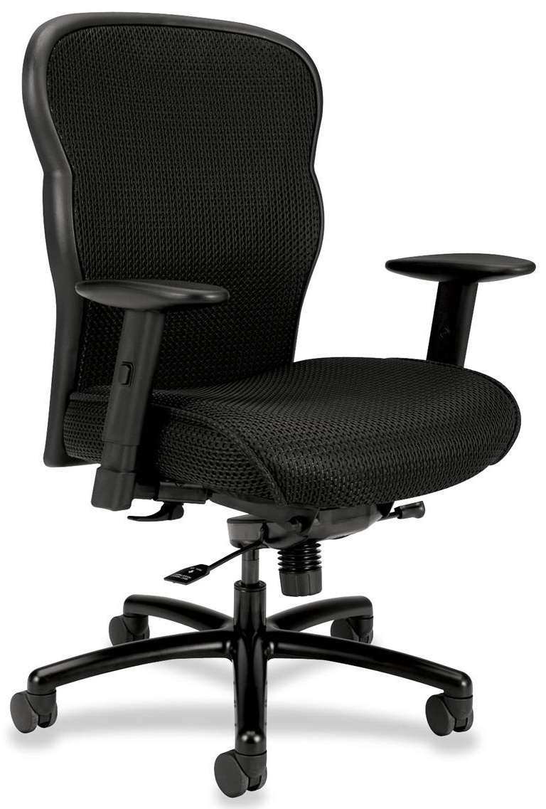 Office Furniture Unlimited Safco Poise Executive High Back