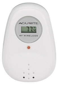 Acu-Rite 00955 Wireless Remote Temperature Sensor