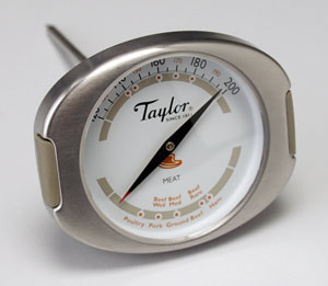 Taylor 502 Connoisseur Meat Thermometer
