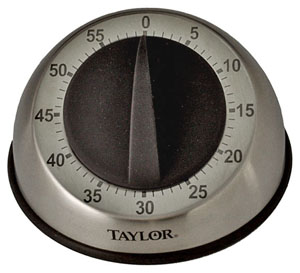 Taylor 5830 Mechanical Long Ring Timer