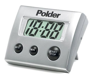 Polder 605 Big Screen Timer
