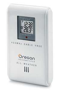Oregon Scientific RTGR328NA Wireless Temperature and Humidity Sensor