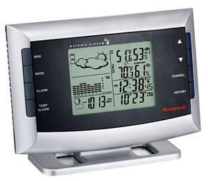 Honeywell TE653ELW Desktop Weather Station