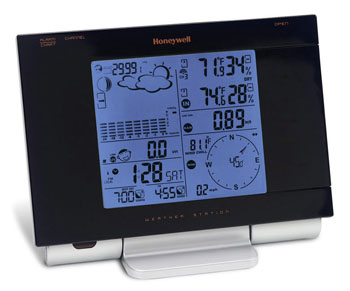 Honeywell TE923W Professional Weather Station
