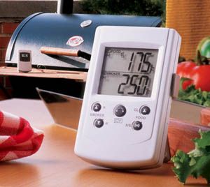 Maverick ET-73 Redi-Chek Wireless Remote Smoker Thermometer