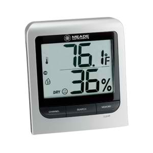 Honeywell TM005X Jumbo Display Wireless Indoor Outdoor Thermo-Hygrometer