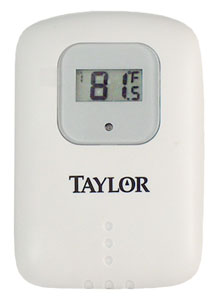 1439 Taylor Digital Wireless Remote Temperature Sensor