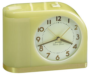 43000 Big Ben Moon Beam Alarm Clock, By Westclox