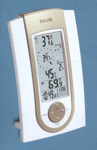 Taylor 2752 wireless weather station