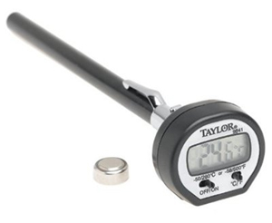 Taylor 9440 Digital Thermometer, NSF Certified