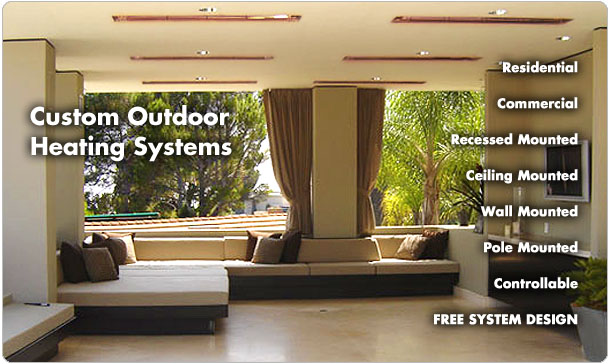 Custom Outdoor Heating Systems