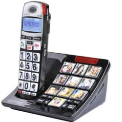 Hearing Impaired Telephones, Big Button Telephones, Emergency Response Telephones,