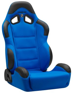 Corbeau CR1 Racing Seat Blue Cloth 20905
