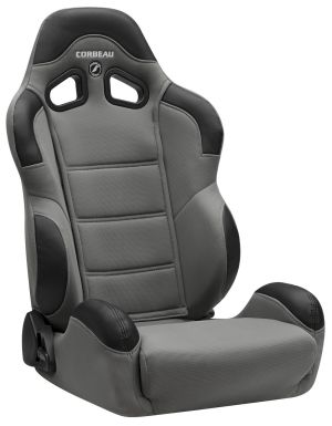 Corbeau CR1 Racing Seat Grey Cloth 20909