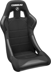 Corbeau Forza Racing Seat Black Cloth Wide 20991 (+$60)