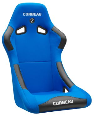 Corbeau Forza Racing Seat Blue Cloth 29105