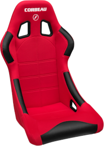 Corbeau Forza Racing Seat Red Cloth 29107