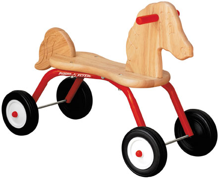 Radio Flyer Rolling Pony