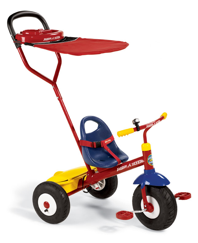 "Radio Flyer Pack and Go Canopy Wagon - Radio Flyer - Toys ""R"" Us"