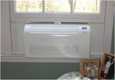 Eco Breeze Automated Window Fan