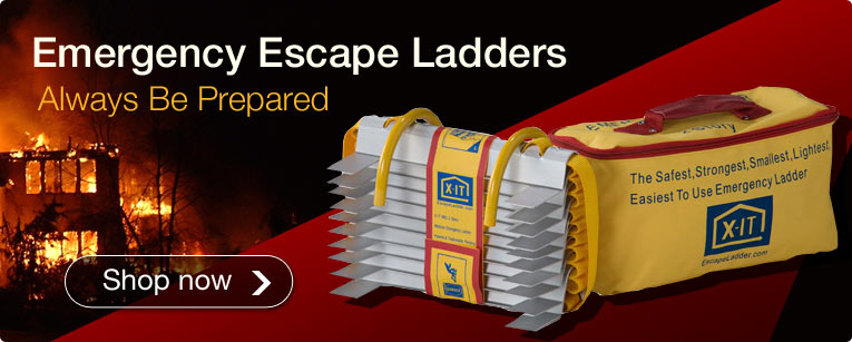 Emergency Escape Ladders - Always Be Prepared